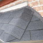 roof flashing and shinges